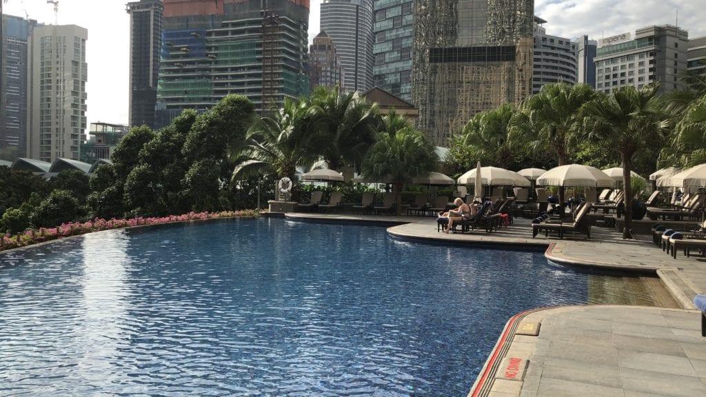 Mandarin Oriental Kuala Lumpur Pool 3