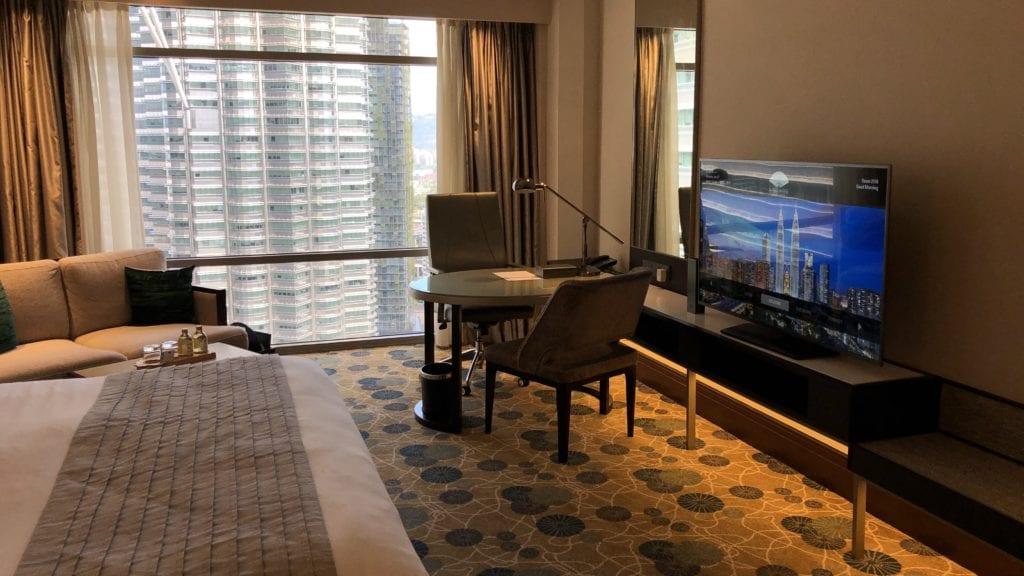 Mandarin Oriental Kuala Lumpur Zimmer