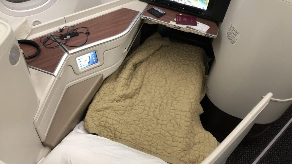 Saudia Business Class Boeing 787 Bette 2
