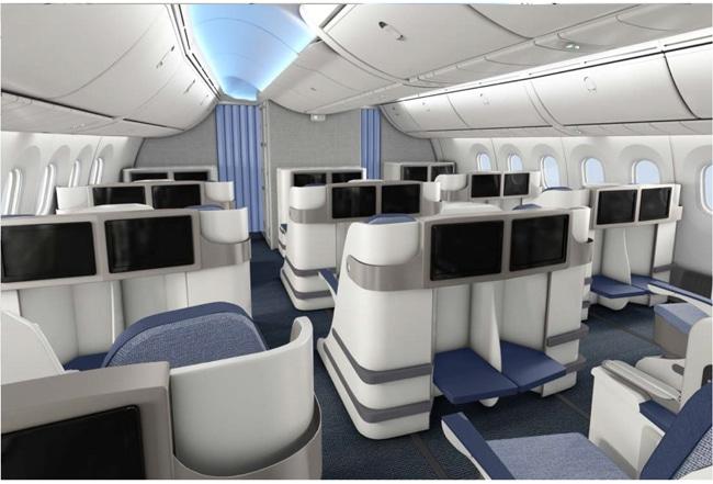 Air Europa Business alt
