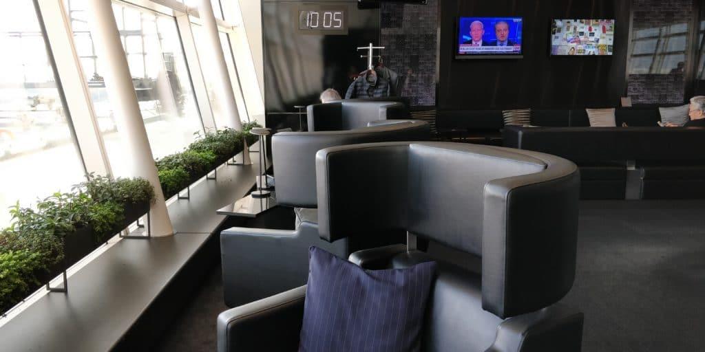 ANA Suite Lounge Tokio Haneda