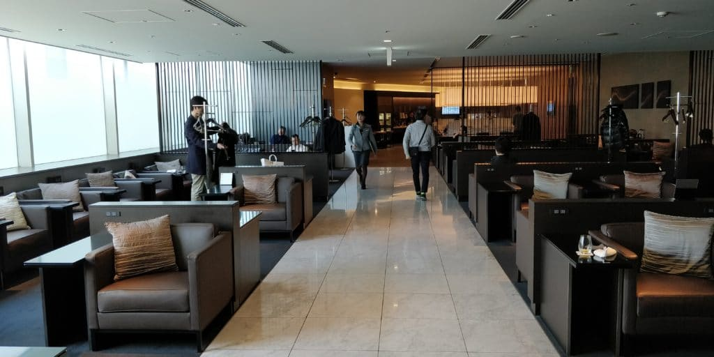 ANA Suite Lounge Tokio Haneda 2