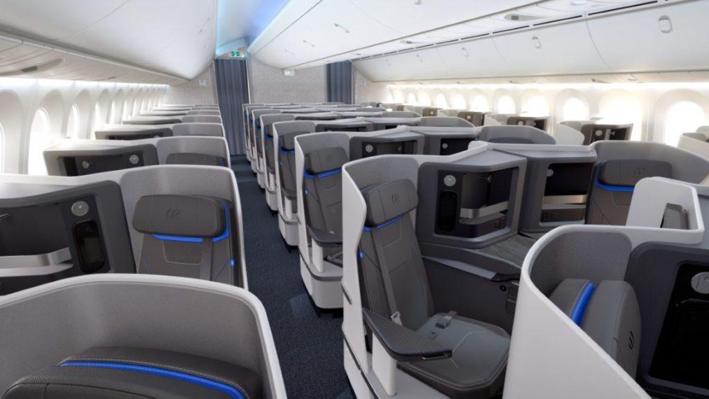 Air Europa Business neu