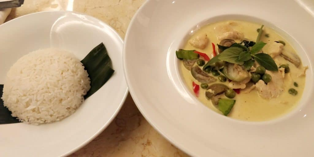 Avista Phuket Grande Karon Abendessen