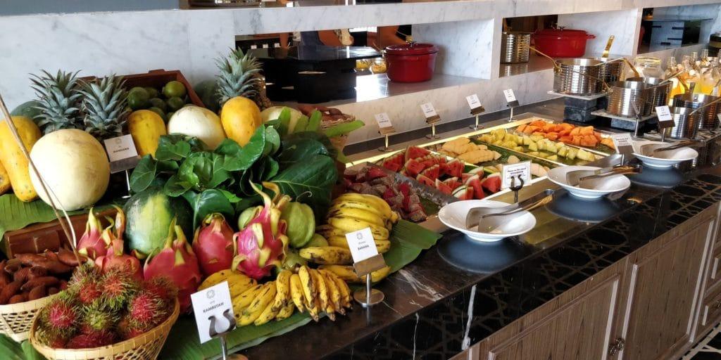 Avista Phuket Grande Karon Frühstück