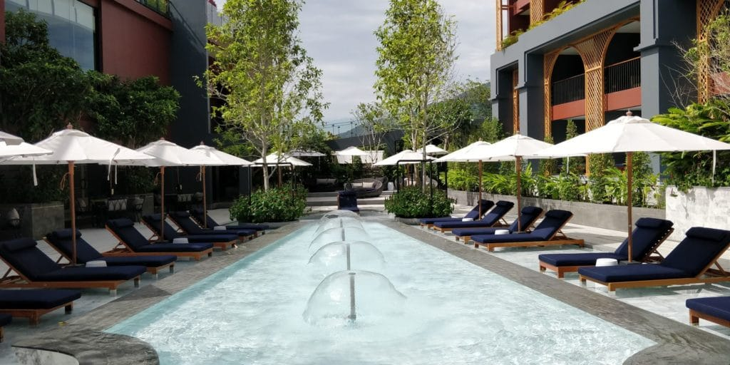 Avista Phuket Grande Karon Pool 4