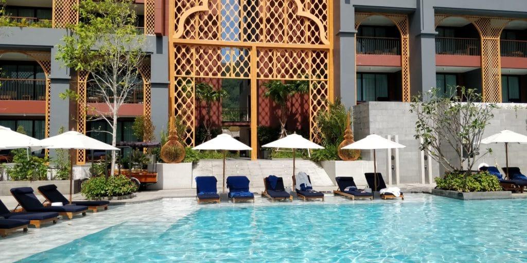 Avista Phuket Grande Karon Pool 5