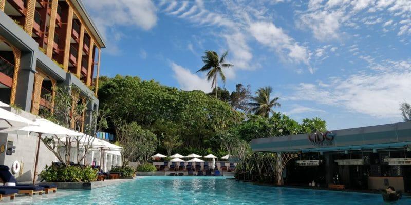 Avista Phuket Grande Karon Pool