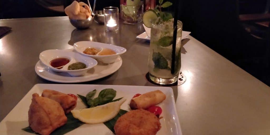 Avista Phuket Hideaway Abendessen