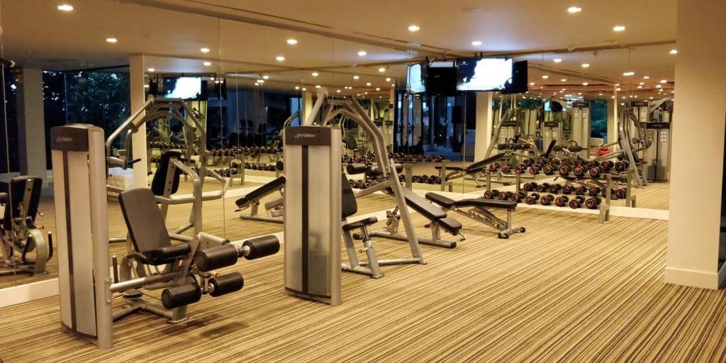 Avista Phuket Hideaway Fitness