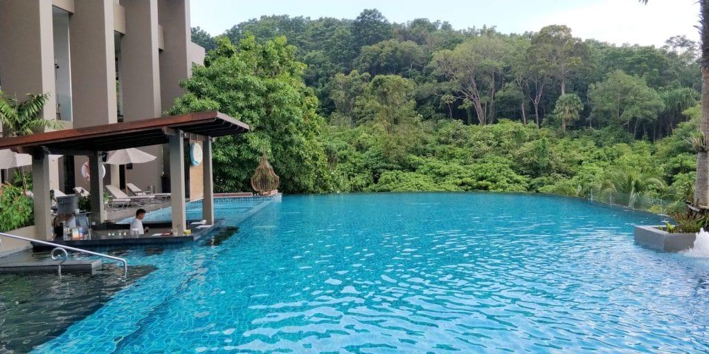 Avista Phuket Hideaway Pool