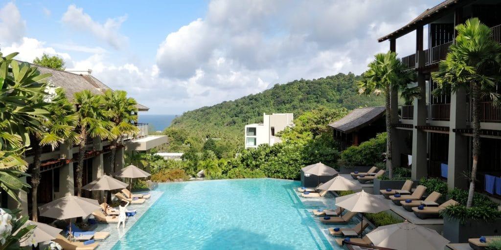 Avista Phuket Hideaway Pool 5