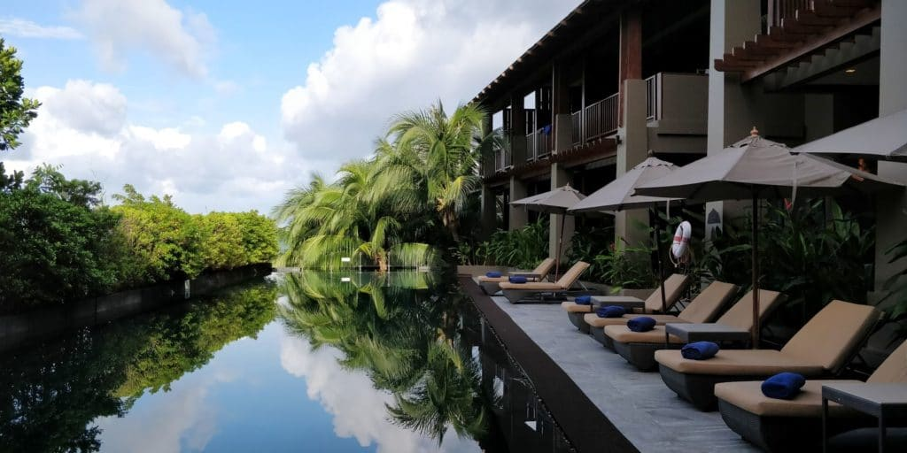 Avista Phuket Hideaway Pool 7
