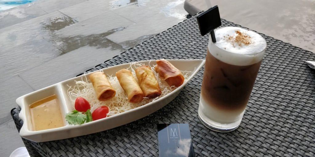 Avista Phuket Hideaway Snack