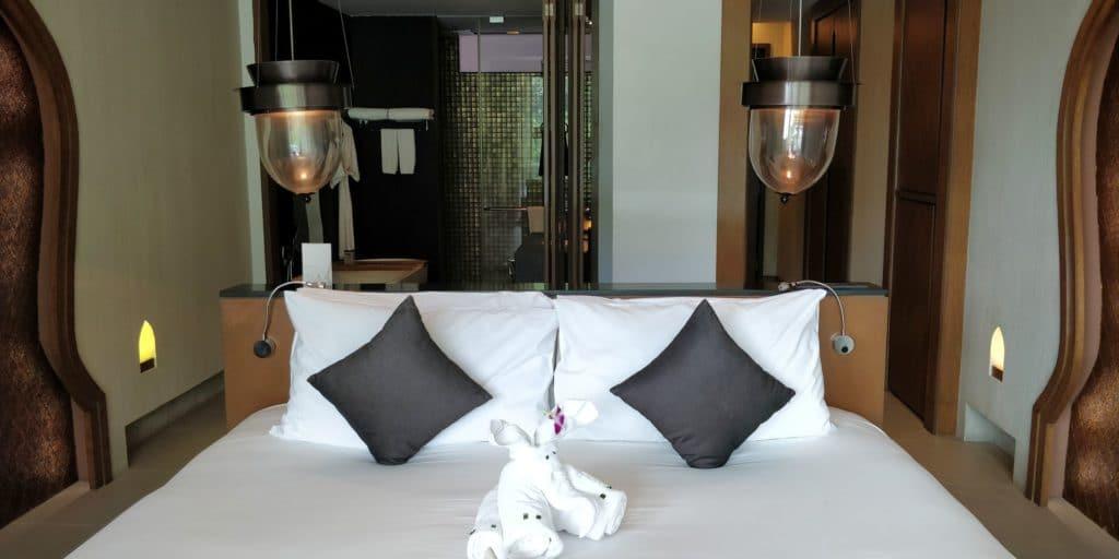 Avista Phuket Hideaway Zimmer