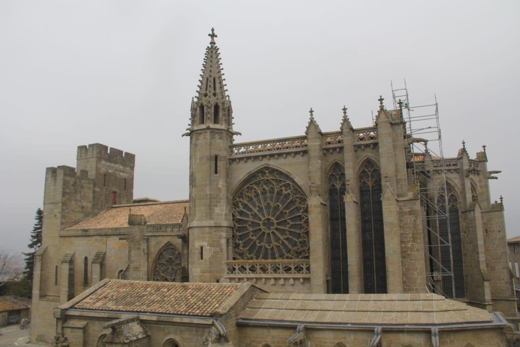 Carcassonne Basilique Saint Nazaire