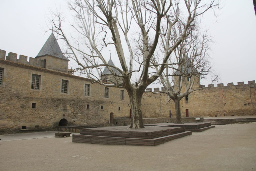 Carcassonne Château Comtal 2