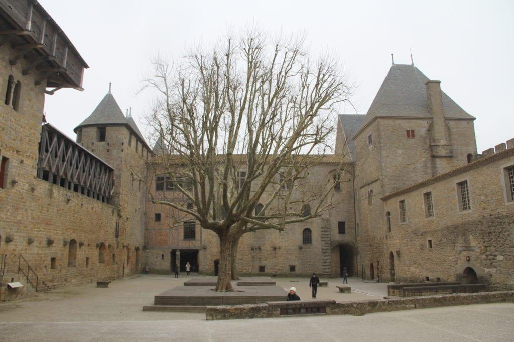 Carcassonne Château Comtal 3