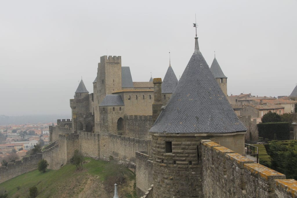 Carcassonne Château Comtal 5