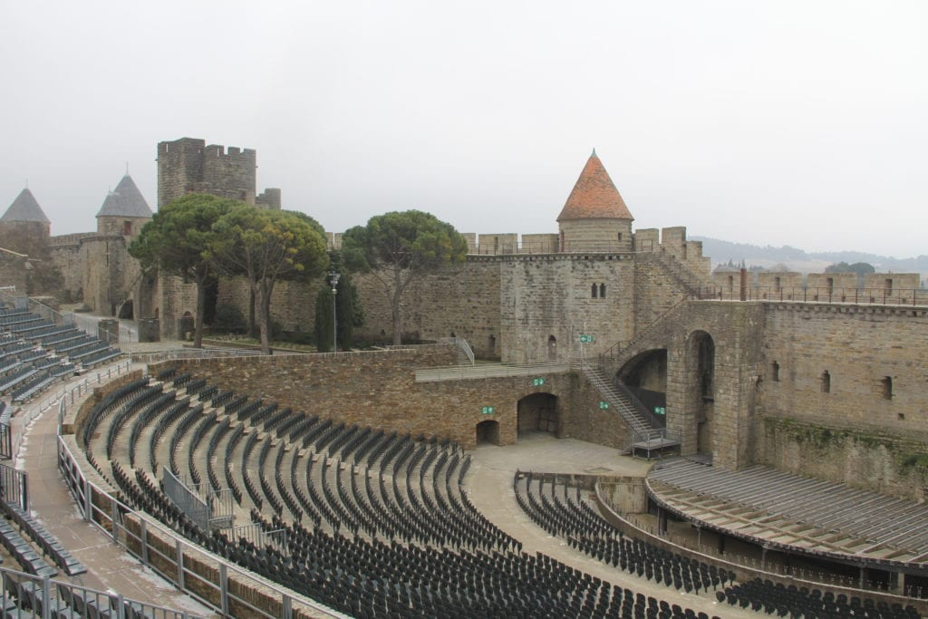 Carcassonne Théâtre Jean Deschamps