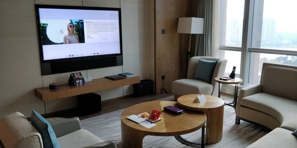 Conrad Guangzhou Suite 2