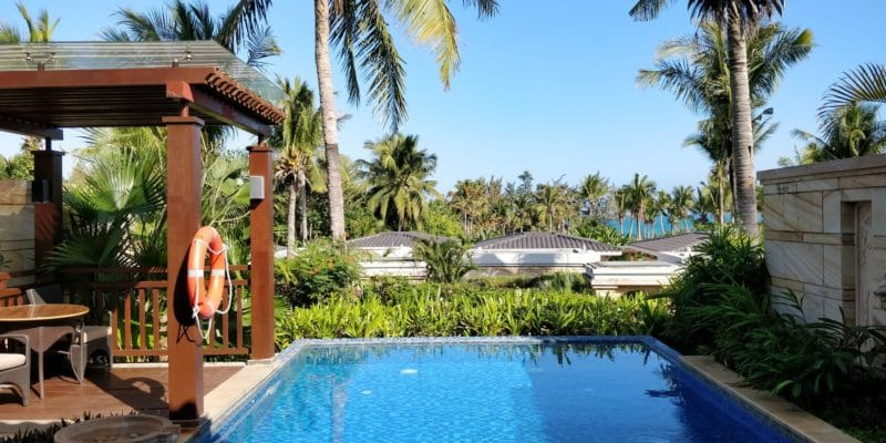 Conrad Sanya Pool Villa
