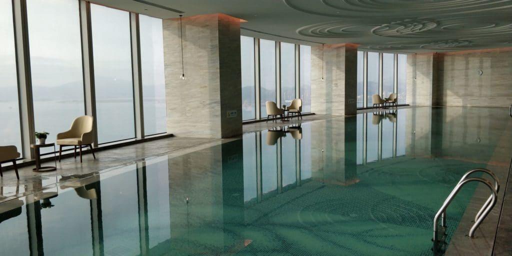 Conrad Xiamen Pool