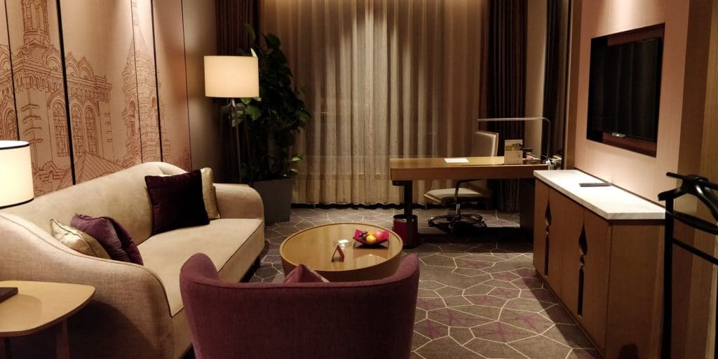 Crowne Plaza Harbin Suite 2