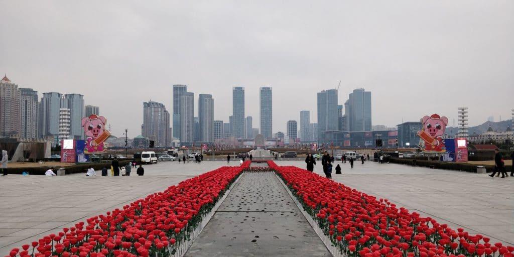 Dalian Platz