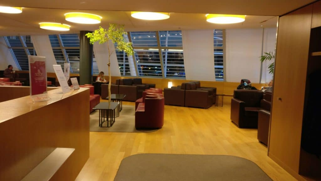 Dnata Skyview Lounge Zürich