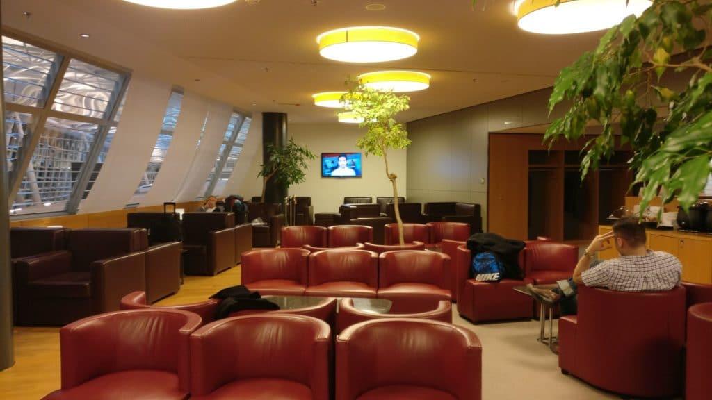 Dnata Skyview Lounge Zürich 3