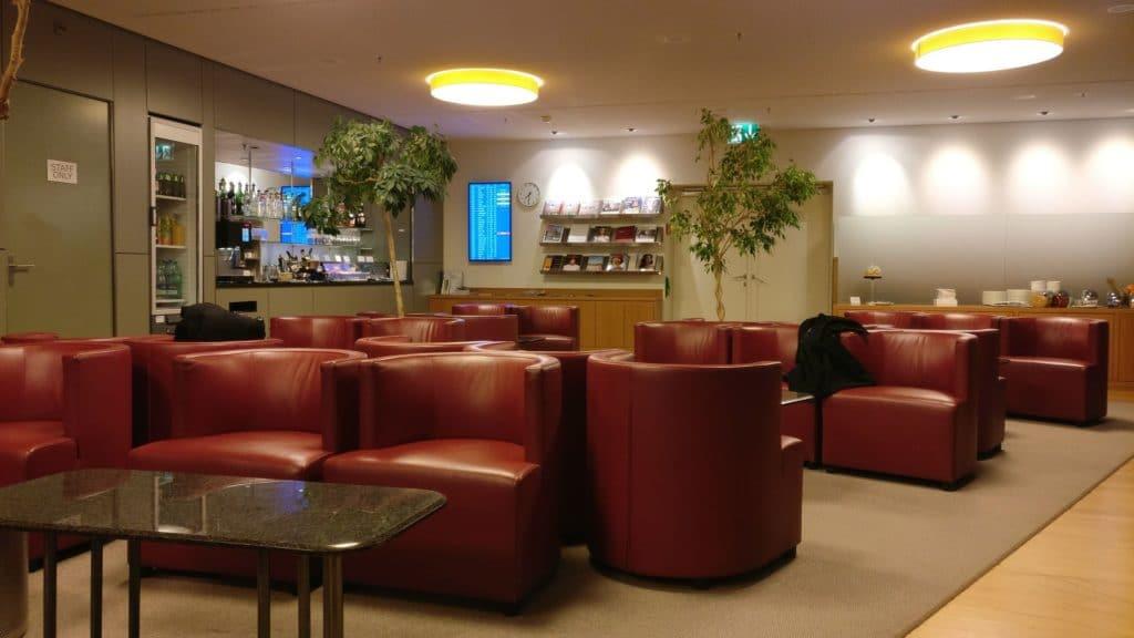 Dnata Skyview Lounge Zürich 4