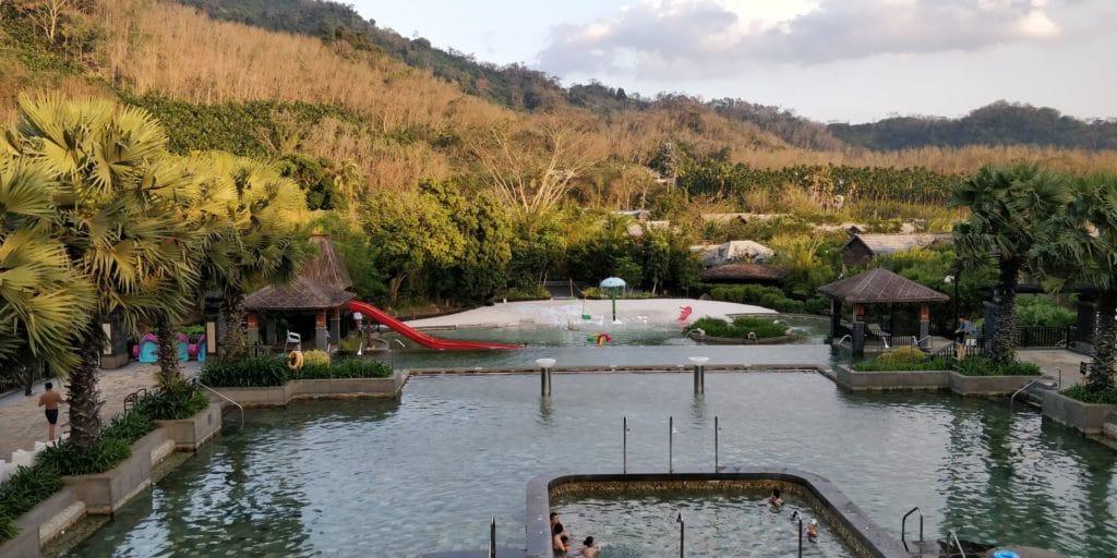 DoubleTree Sanya Qixianling Pool