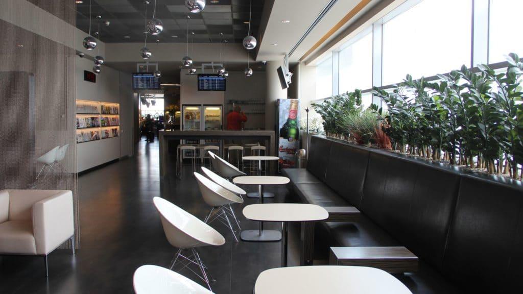 Erste Premier Lounge Prague