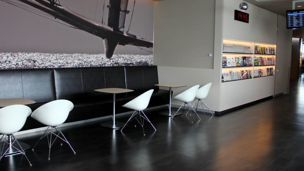 Erste Premier Lounge Prague 3