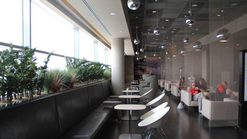 Erste Premier Lounge Prague 4