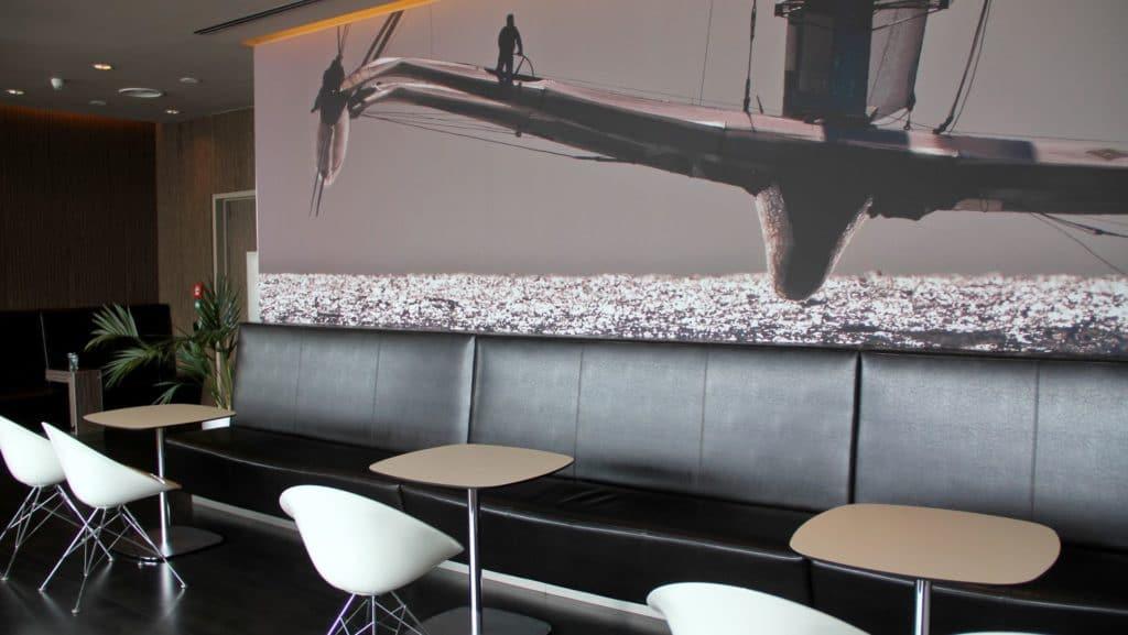 Erste Premier Lounge Prague 5