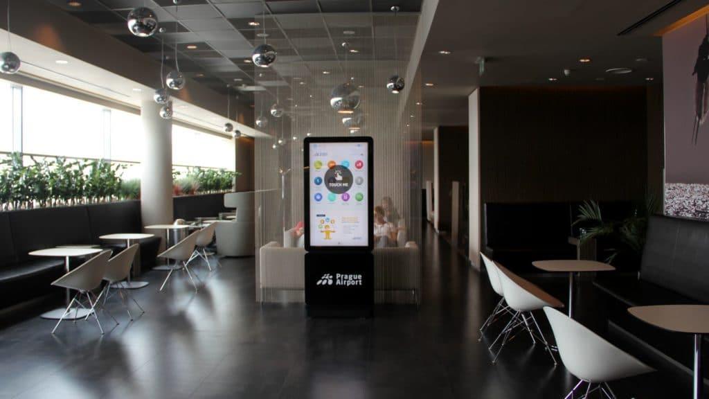Erste Premier Lounge Prague 6