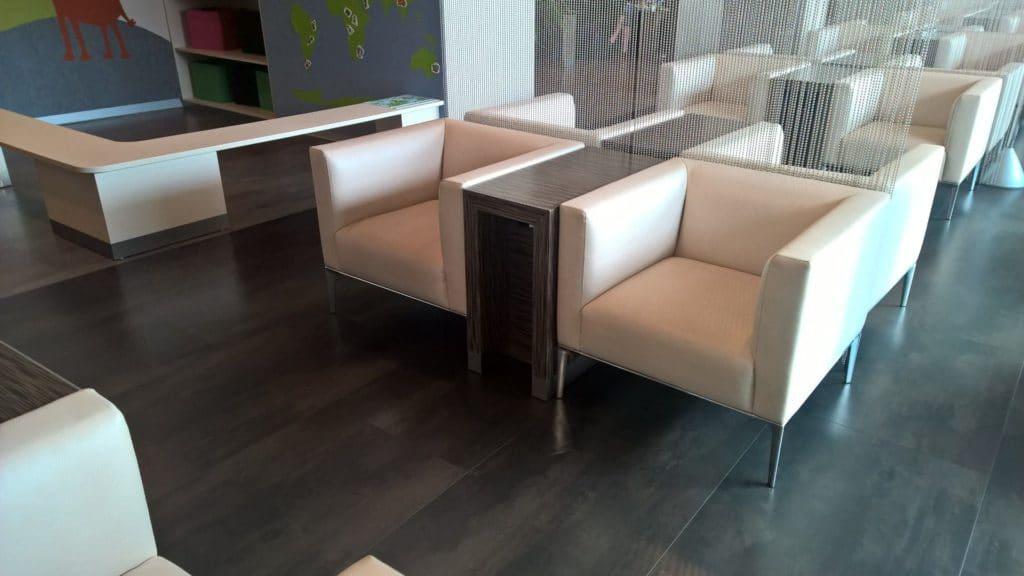 Erste Premier Lounge Prague 7