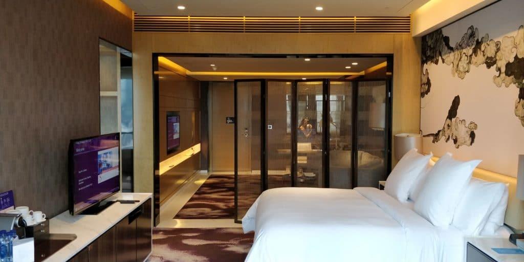 Four Seasons Hotel Shenzhen Zimmer