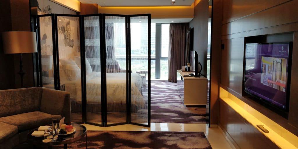 Four Seasons Hotel Shenzhen Zimmer 2