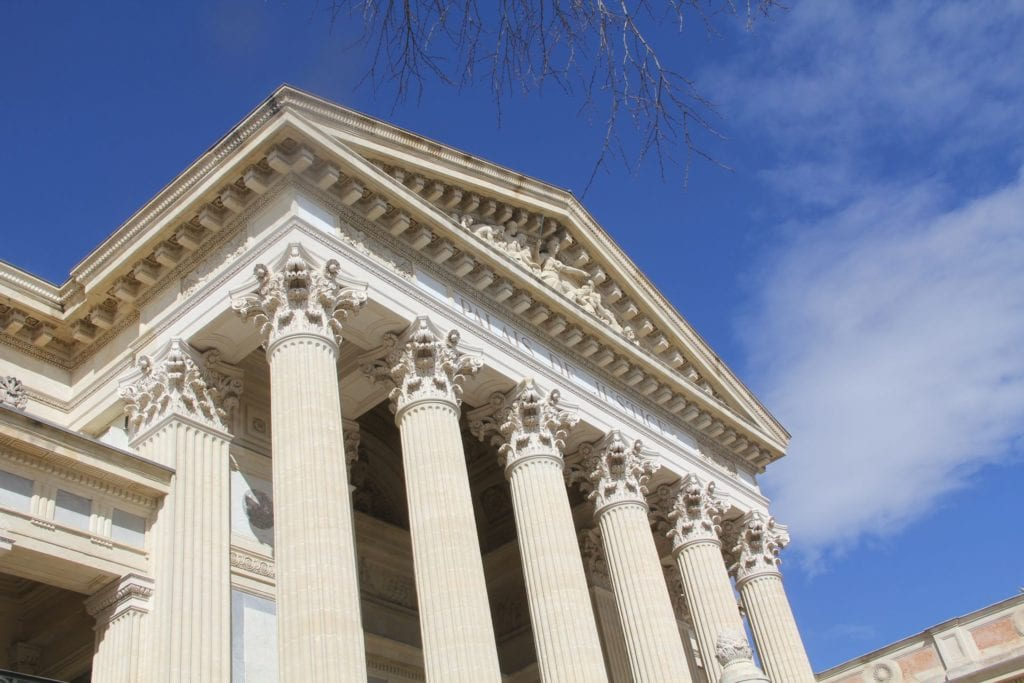 Gerichtshof Nimes