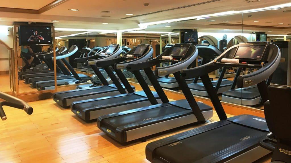 Grand Hyatt Muscat Fitness