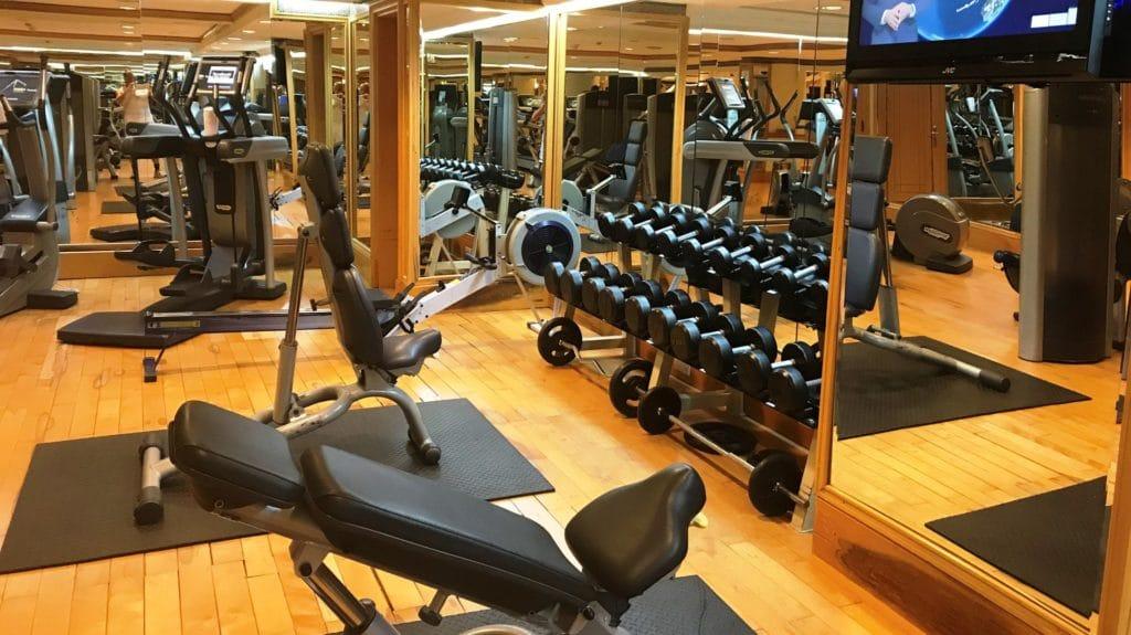 Grand Hyatt Muscat Fitness 2