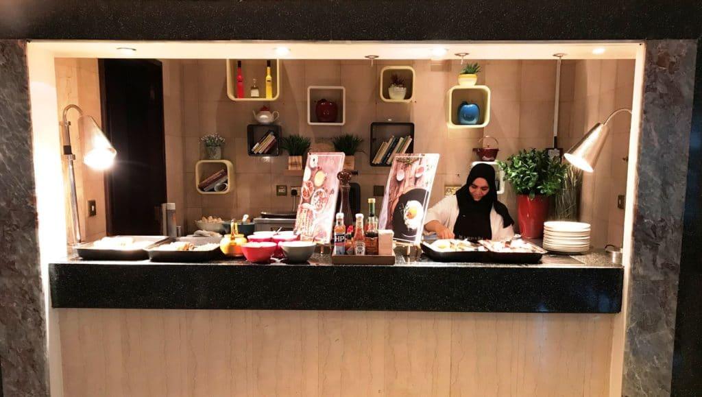 Grand Hyatt Muscat Frühstück 6