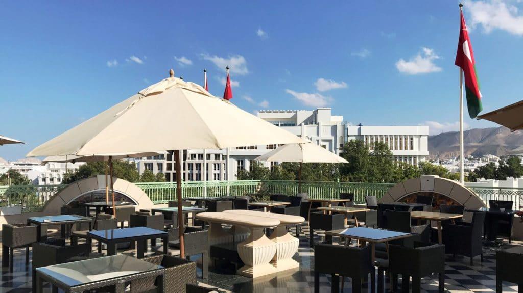 Grand Hyatt Muscat Lounge 2