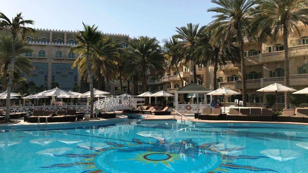 Grand Hyatt Muscat Pool 2