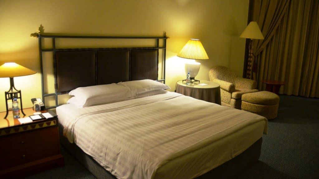 Grand Hyatt Muscat Zimmer