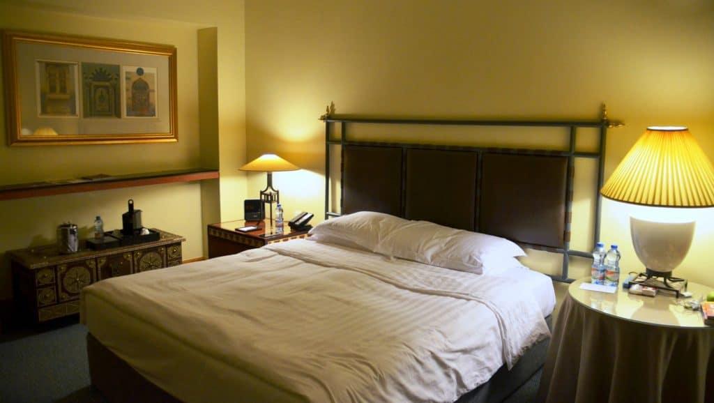 Grand Hyatt Muscat Zimmer 2