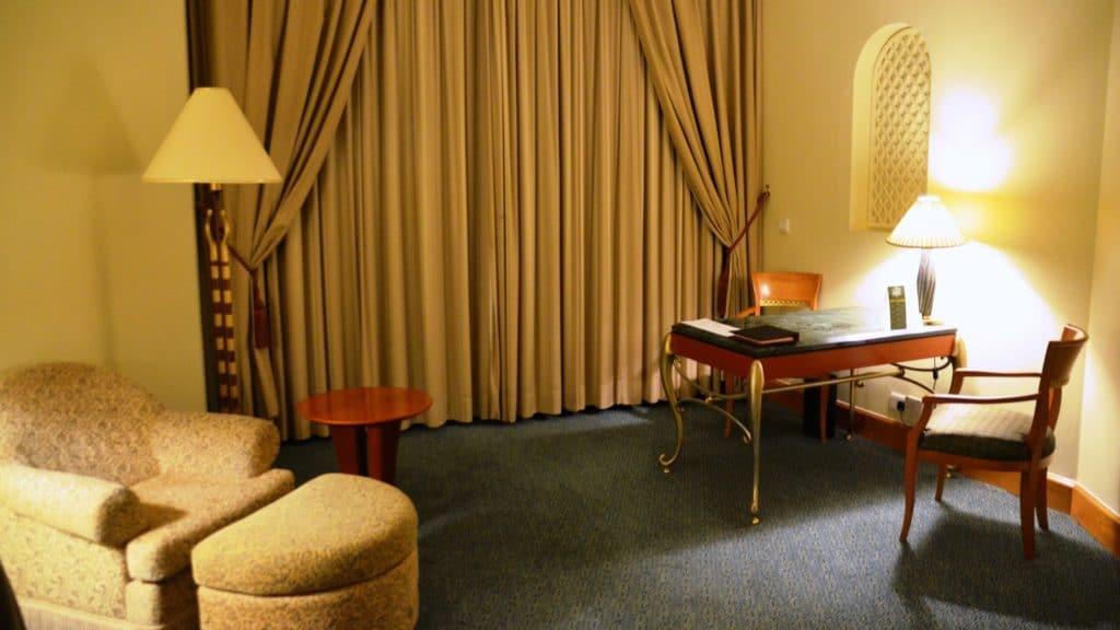 Grand Hyatt Muscat Zimmer 3